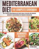 Mediterranean Diet The Complete Cookbook Book PDF