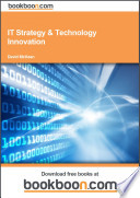 IT Strategy & Technology Innovation