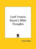 Francis Bacon Books, Francis Bacon poetry book