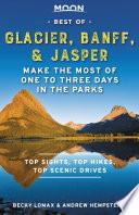 Moon Best of Glacier  Banff   Jasper