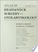 Atlas of Head & Neck Surgery--otolaryngology