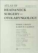 Atlas of Head   Neck Surgery  otolaryngology