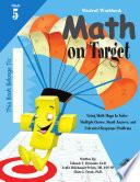 Math on Target Gr 5  Student Workbook Book