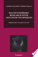 Magnetospheric Research with Advanced Techniques