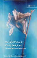 War and Peace in World Religions