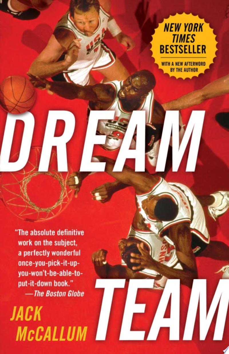 Dream Team banner backdrop