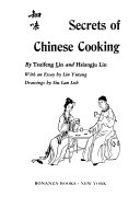 Secrets of Chinese Cooking Book