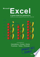Excel   A green book for greenhorns