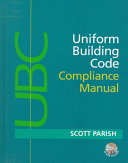 Uniform Building Code Compliance Manual