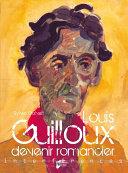 Pdf Louis Guilloux, devenir romancier