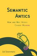 semantic antics steinmetz sol