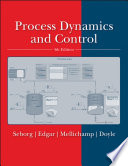 Process Dynamics and Control, 4th Edition