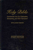 Study Bible Kjv