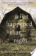 What Happened That Night Book