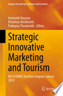 Strategic Innovative Marketing and Tourism