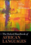 The Oxford Handbook of African Languages [Pdf/ePub] eBook