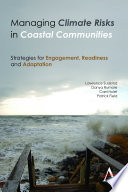 Managing Climate Risks in Coastal Communities Book
