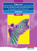 Pdf Edexcel GCSE Modular Maths Intermediate Stage 3 Examples and Practice