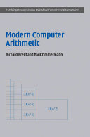 Modern Computer Arithmetic