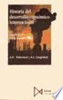 Historia del desarrollo económico internacional