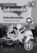 Books - Oxford Suksesvolle Verbruikerstudies Graad 11 Onderwysersgids | ISBN 9780199052561