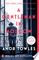 link to A gentleman in Moscow in the TCC library catalog