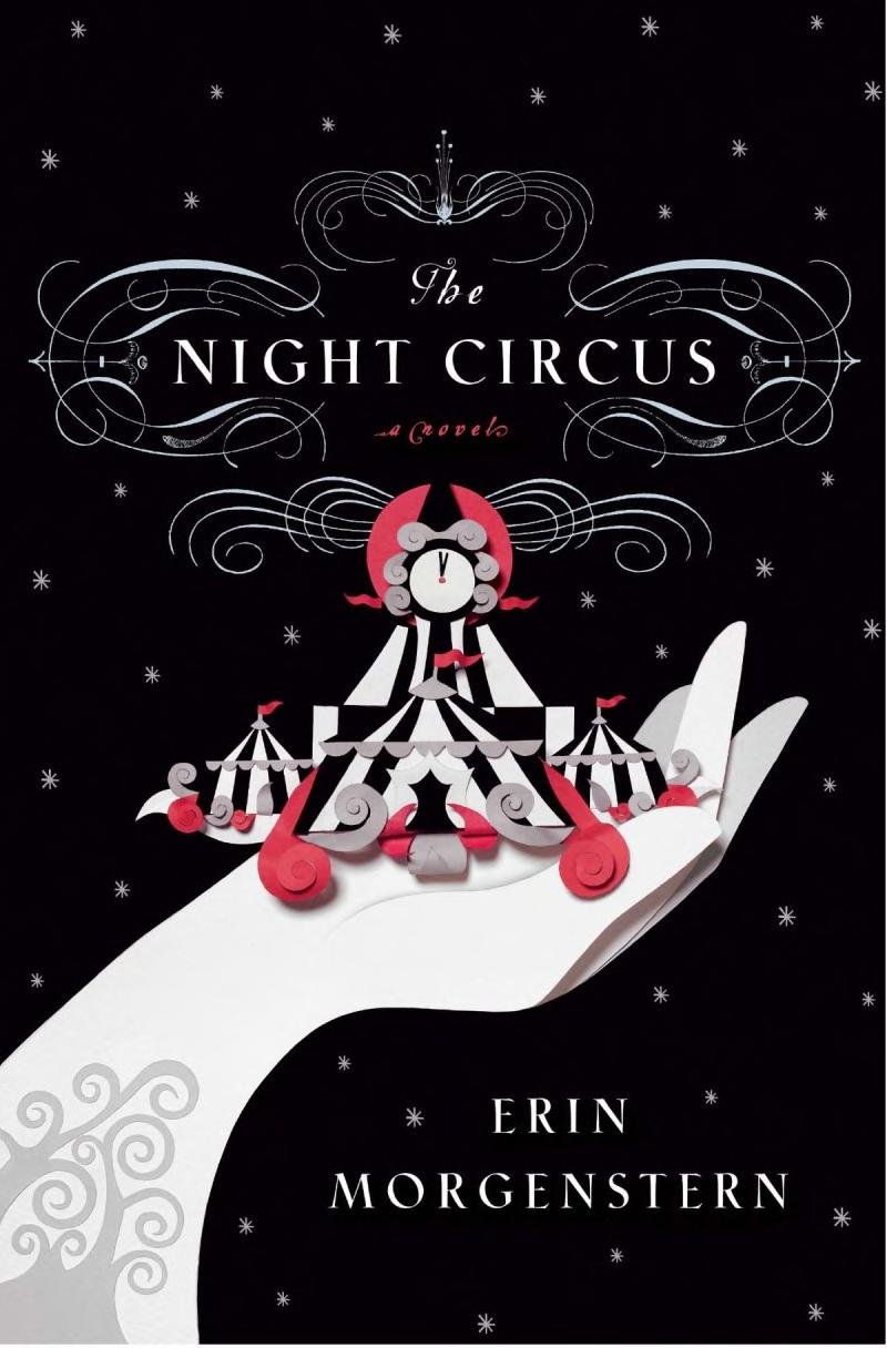 Book Cover Link For The Night Circus