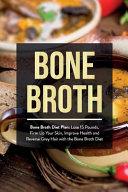 Bone Broth Diet Plan Book