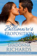 The Billionaire s Proposition  The Romero Brothers  Book 4