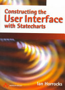 Constructing the User Interface with Statecharts