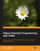 Object-Oriented Programming with Php5 Pdf/ePub eBook