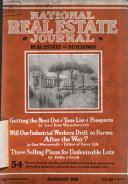 National Real Estate and Building Journal