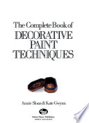 The Complete Book of Decorative Paint Techniques