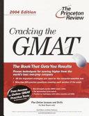 Cracking the GMAT 2004