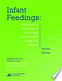 Infant Feedings