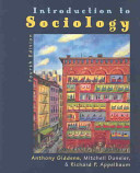 Introduction to Sociology Book