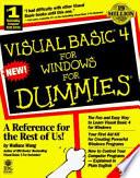 Visual Basic 4 for Windows for Dummies