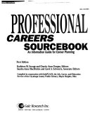 Professional Careers Sourcebook Book PDF