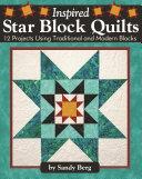 Inspired Star Block Quilts Pdf/ePub eBook