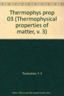 Thermophys Prop 03