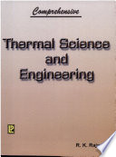 Compr. Thermal Science and Engineering