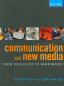 Communication and New Media Book