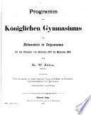 Ueber den Ausgang des stumpf reimenden Verses bei Wolfram von Eschenbach