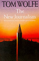 Novaja žurnalistika i antologija novoj žurnalistiki