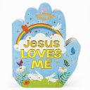 Jesus Loves Me Praying Hands