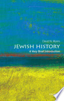 Jewish History  A Very Short Introduction
