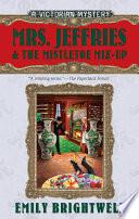 Mrs. Jeffries & the Mistletoe Mix-Up image