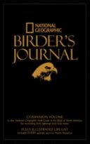 National Geographic Birder's Journal