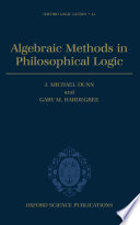 Algebraic Methods in Philosophical Logic