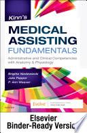 Kinn s Medical Assisting Fundamentals   E Book Book